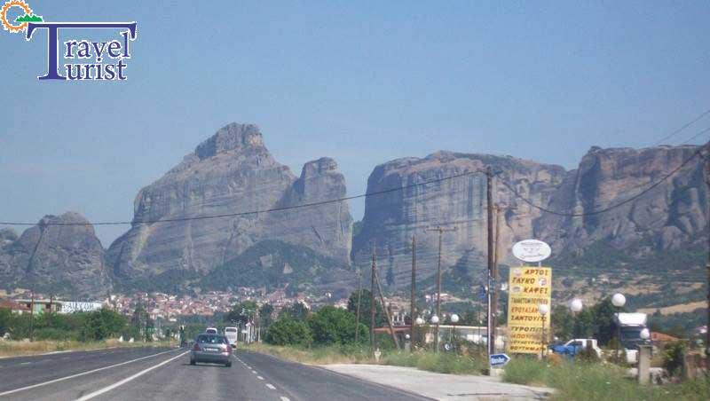 Spre Meteora Iata Cum Poti Sa Ajungi La Manastirile De Pe Varful