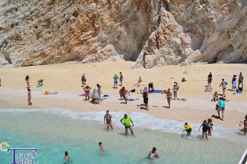 ithaka plaja paradis
