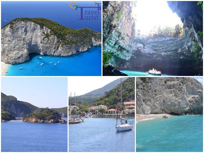 insulele grecesti insulele ionice