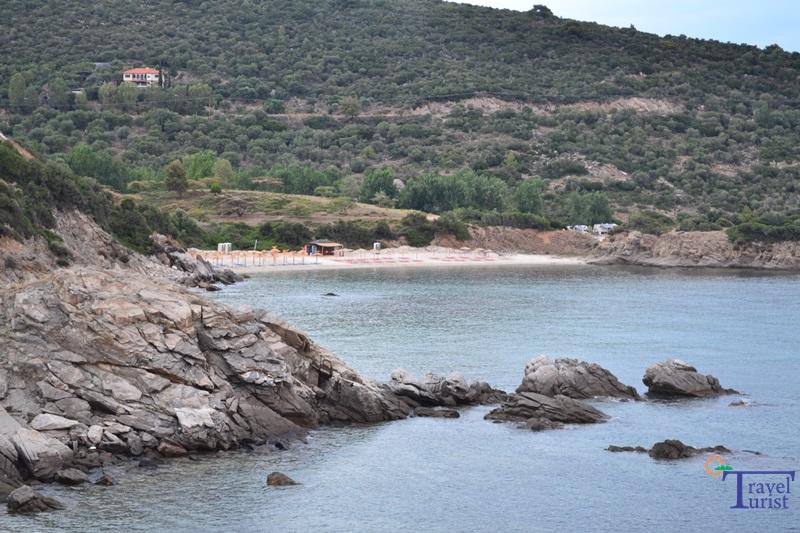 akhlada beach plajele din sithonia