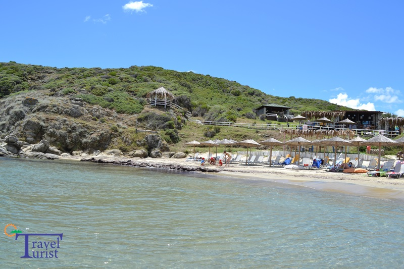 ark beach plajele din sithonia