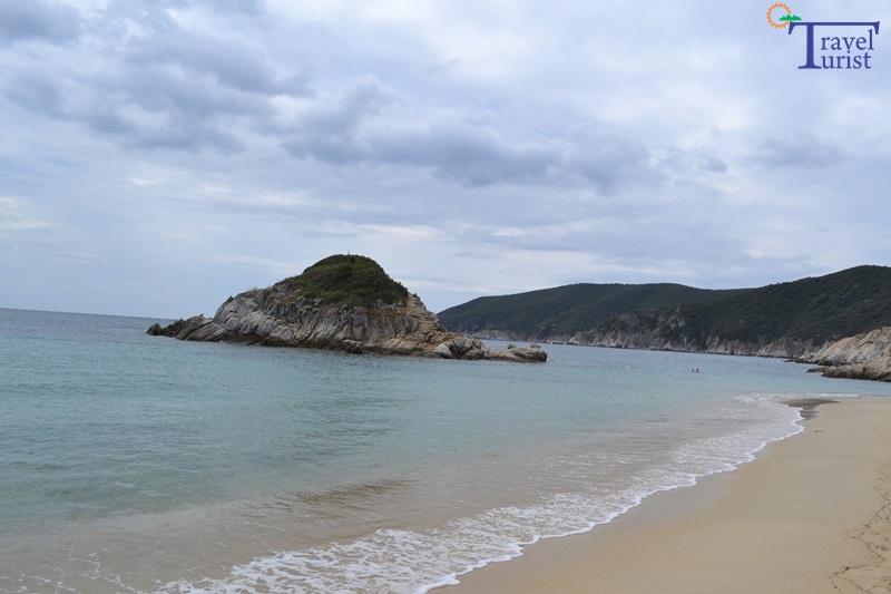 kalamitsi beach plajele din sithonia