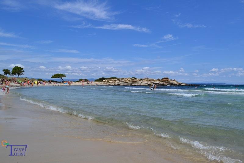 karidi beach plajele din sithonia