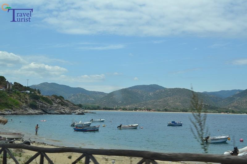 linaraki beach plajele din sithonia