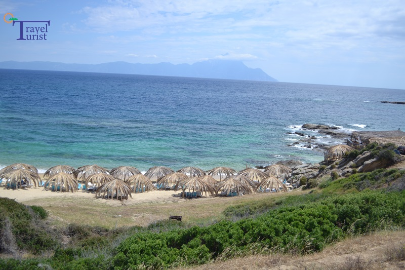 tigania beach travelturist