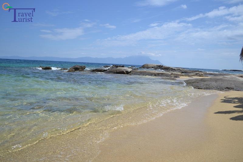 tigania beach sithonia