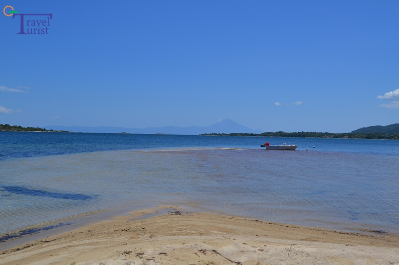 vourvourou beach plajele din sithonia