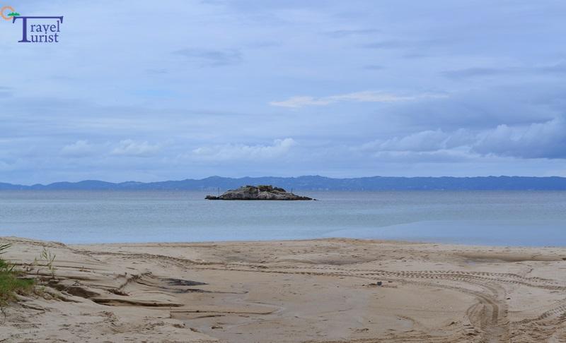 calogria beach plaje sithonia