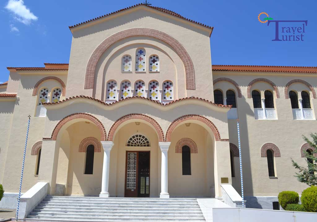 atractii turistice kefalonia manastirea agios gerasimos