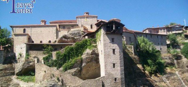 meteora manastirea marelui meteor