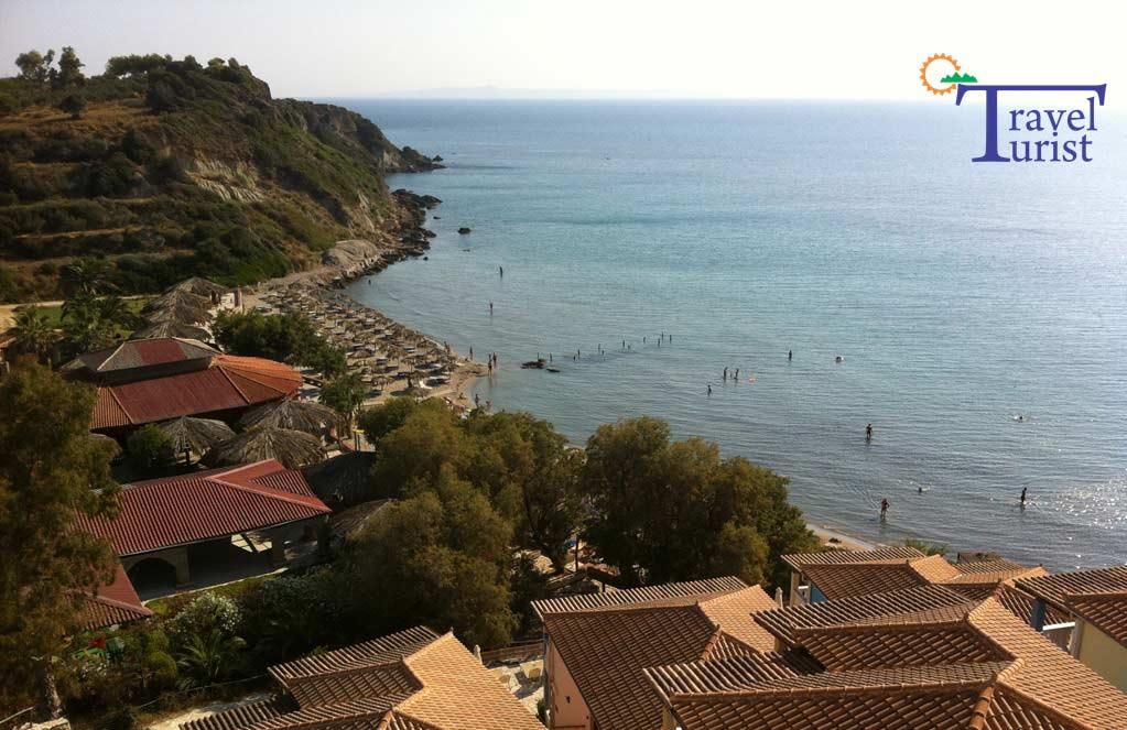 vassilikos mavratzis beach zakynthos travelturist