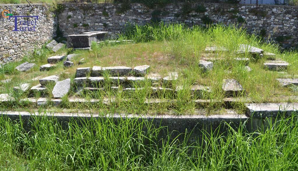 limenas sit arheologic thassos travelturist