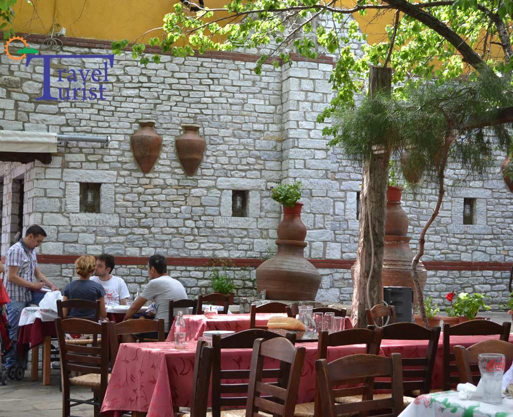 taverna theologos travelturist