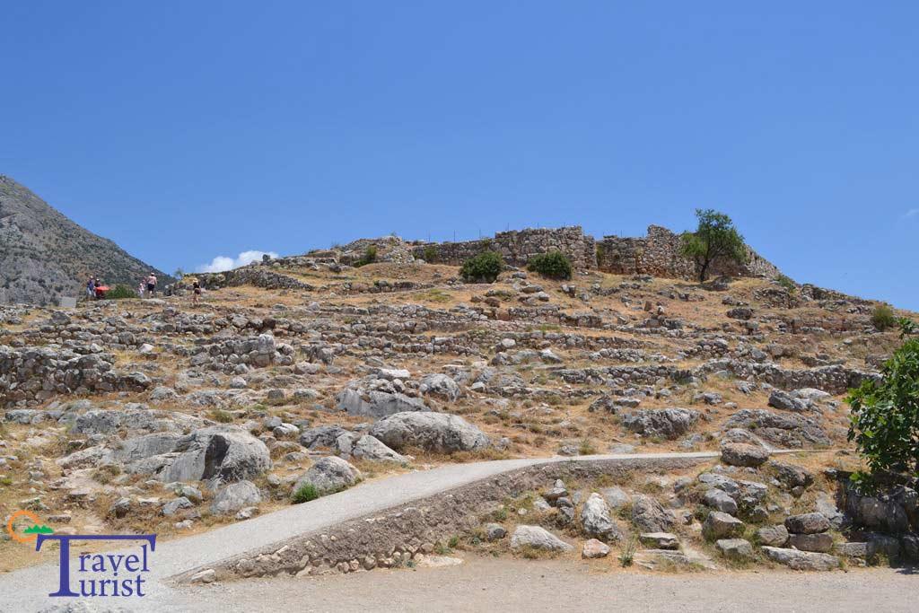 mycenae peloponez travelturist